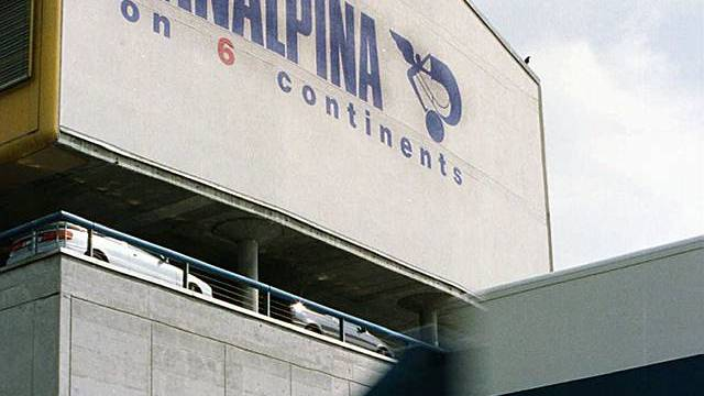 Panalpina-Sitz in Basel (Archiv)