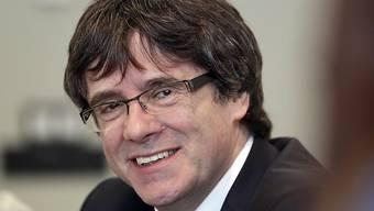 Die spanische Justiz verzichtet auf eine Auslieferung des katalanischen Separatisten-Führers Carles Puigdemont. (Archiv)