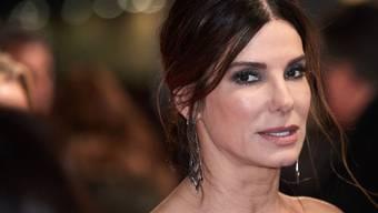 """Sandra Bullock spielt im Horrorthriller """"Bird Fox"""" die Mutter von zwei Kindern und hat sich beim Dreh mehrfach Schrammen geholt. (Archiv)"""