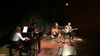 Betinko im JazzclubAllmend in Oberengstringen
