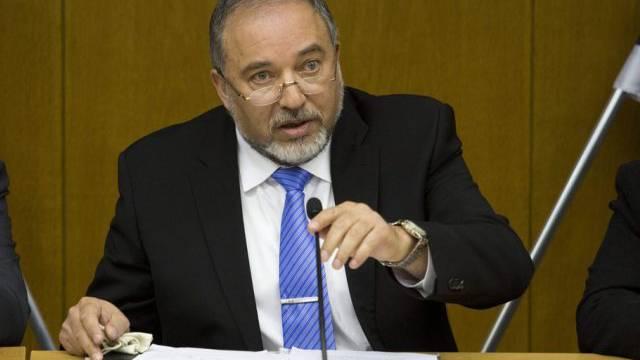 Lieberman will seine Partei in der Regierungskoalition belassen
