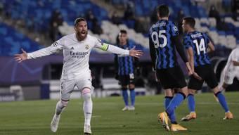 Ist der wichtigste Mann von Real Madrid: Captain Sergio Ramos.