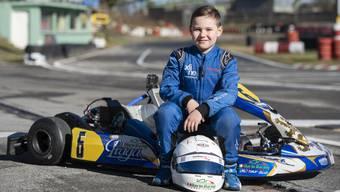 Motorsport, Go-Kart, Dario Palazzolo
