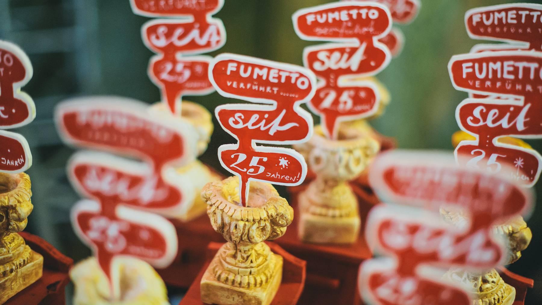 Impressionen vom 25. internationalen Comix-Festival Fumetto in Luzern