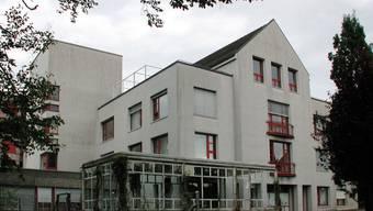 Gesundheitszentrum Fricktal, im Bild das Regionalspital in Laufenburg. (chr/Archiv)
