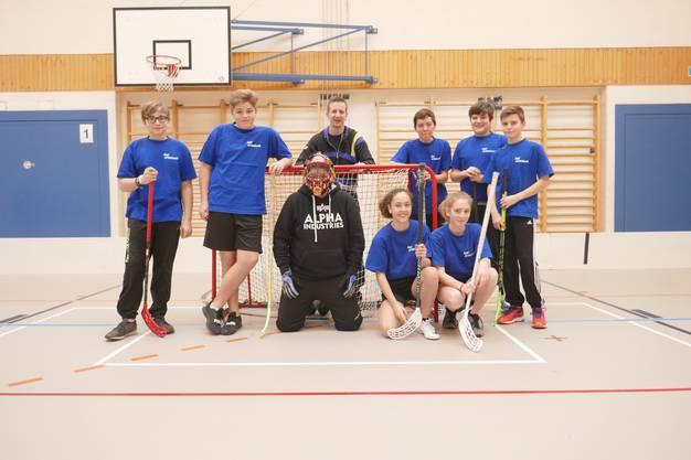 Jugi Knaben U16 Team