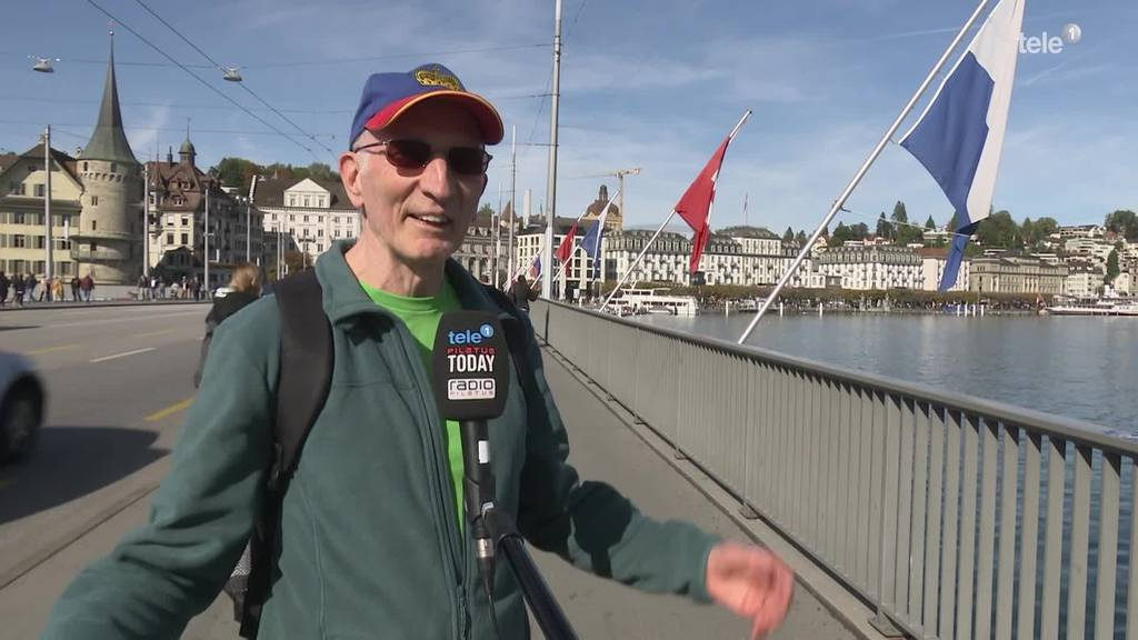 WEF im Raum Luzern-Bürgenstock: Von Ablehnung bis Euphorie