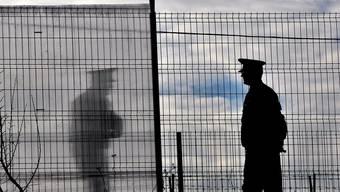 Viel Kontrollaufwand an den Schengen-Aussengrenzen.