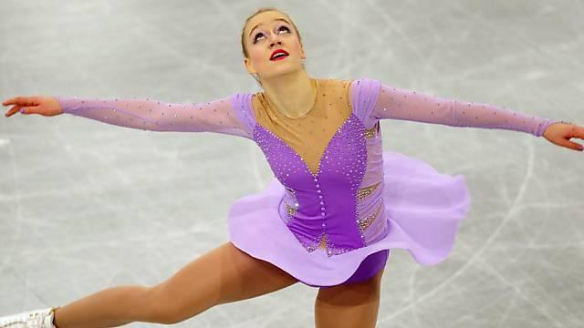 Tanja Odermatt hat an der EM den Kür-Final knapp verpasst.