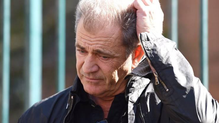 Soll gegenüber einer australischen Fotografien die Nerven verloren haben: Mel Gibson (Archiv).