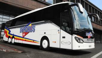 Eurobus will künftig in der Schweiz auch im Linienverkehr tätig werden.
