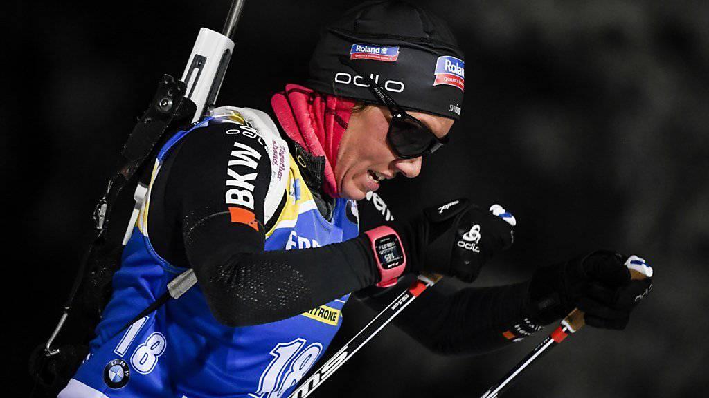 Brachte die Schweizer Staffel mit einer starken zweiten Ablösung auf Kurs: Selina Gasparin