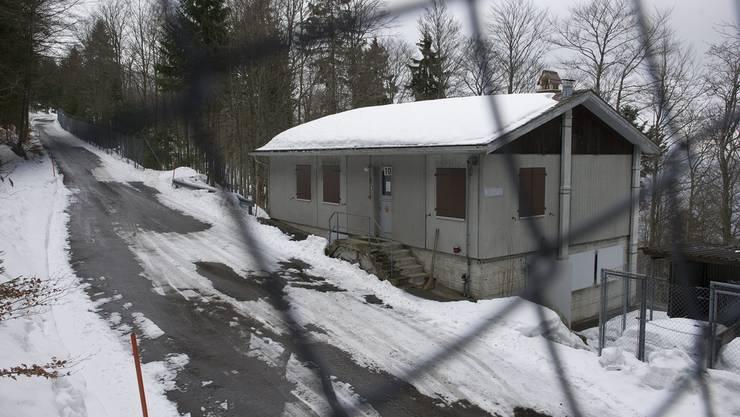 Die geplante Asylunterkunft «Hellchöpfli»