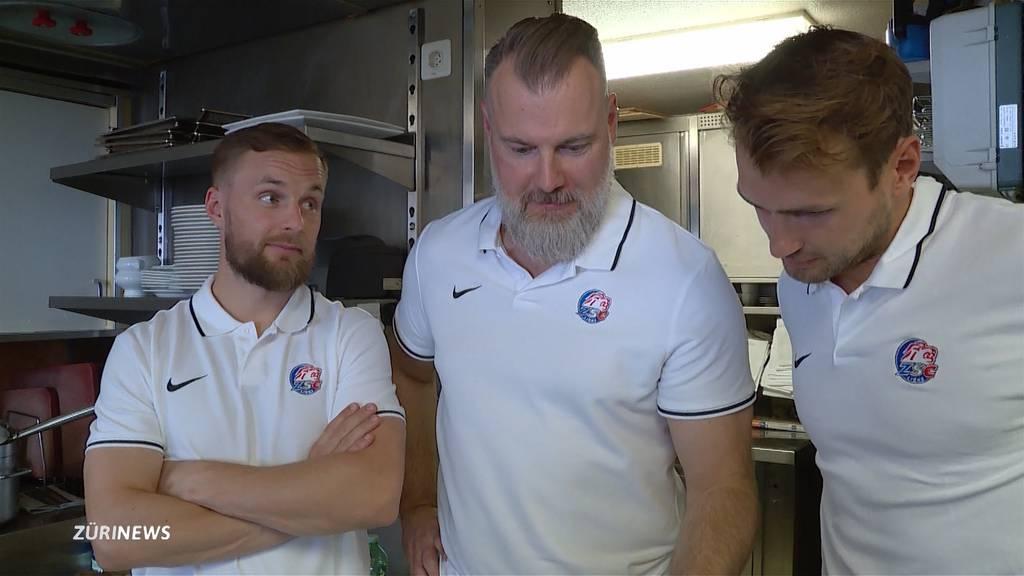 ZSC: Schweden-Trio im Zürich-Test
