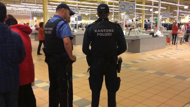 Erhöhte Polizeipräsenz im Aargau
