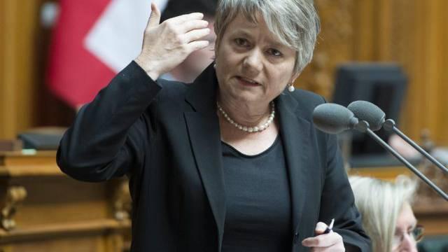 Nationalrätin Jacqueline Fehr soll Regine Aeppli beerben (Archiv)