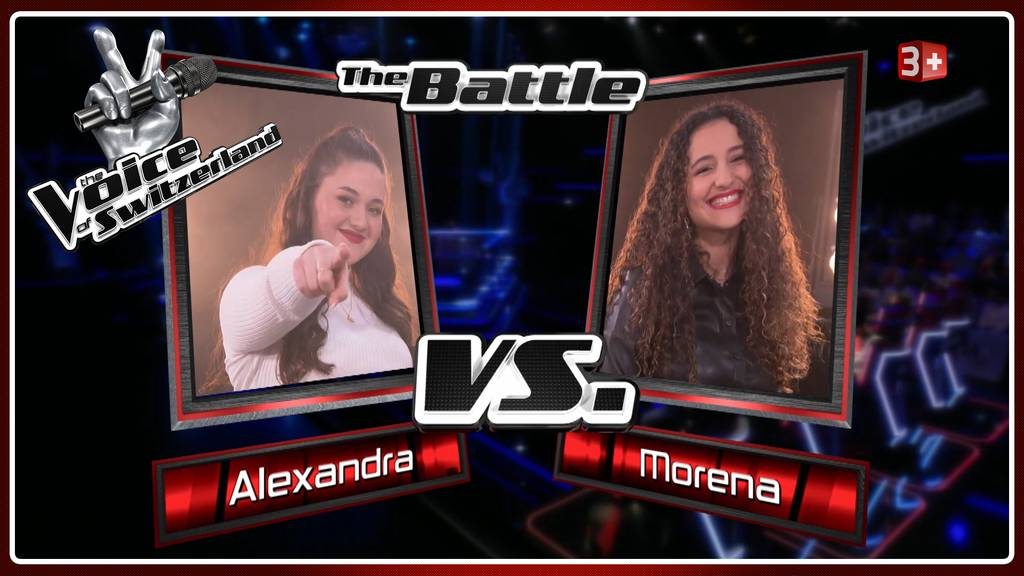 Staffel 1 - Folge 10 | Battle Alexandra vs Morena