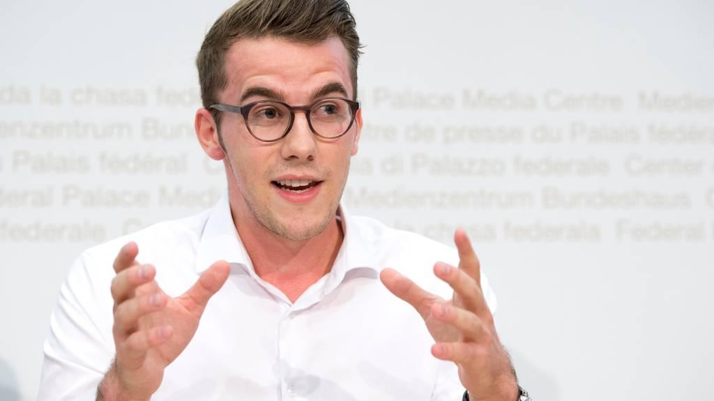 FDP-Nationalrat Andri Silberschmidt: «Das massenhafte Verteilen von Notkrediten muss aufhören»