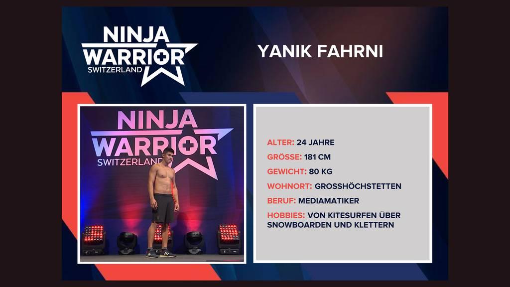 Yanik Fahrni