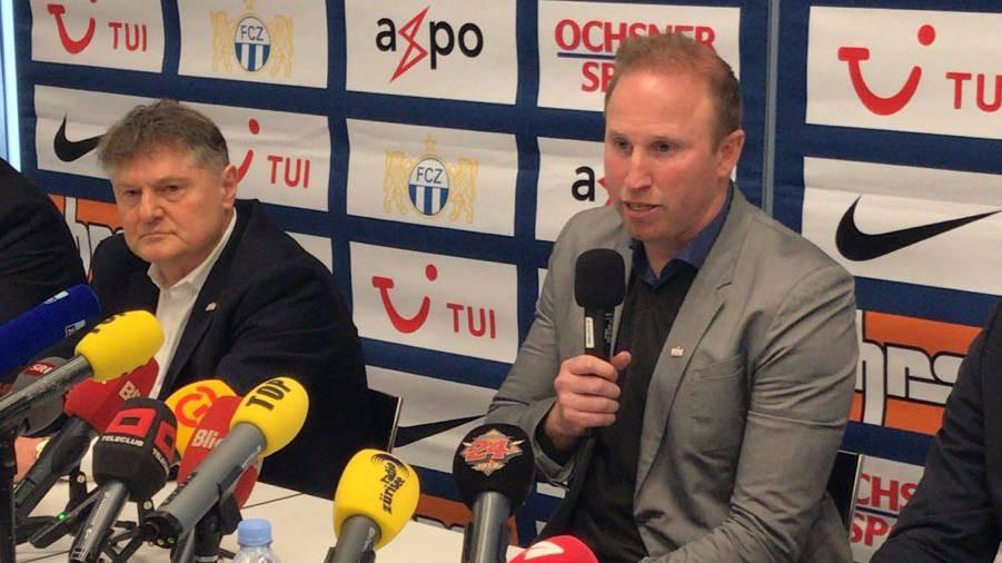 Der neue Trainer beim FC Zürich wird Ludovic Magnin