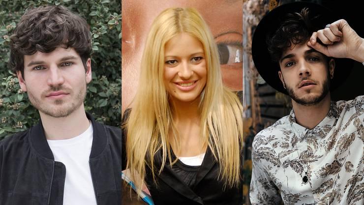 Singer-Songwriter James Gruntz tritt am ersten Festabend auf. Moderatorin und Schönheitskönigin Christa Rigozzi kommt am Event-Tag, an dem auch Popstar Luca Hänni ein Konzert gibt.