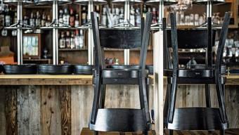 Restaurants und Läden, die 40 Tage schliessen mussten, gelten automatisch als Härtefall.
