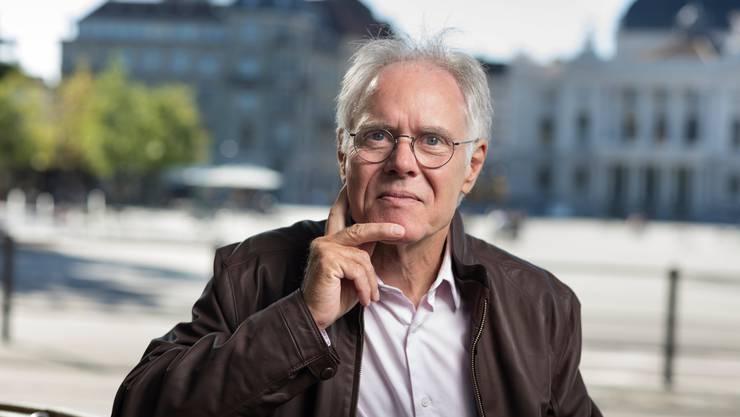 Jurist, SP-Politiker, Alt-Bundesrat: Moritz Leuenberger gilt aufgrund seiner Herausforderungen im Katastrophenherbst 2001 als «Krisen-Minister».