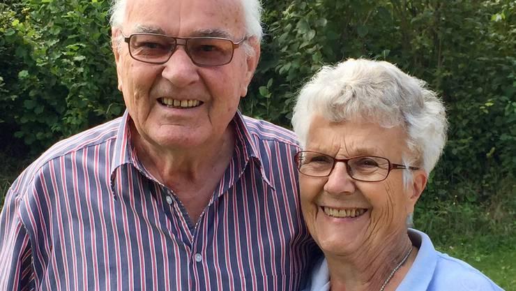 Diamantene Hochzeit Susi und Walter Frey