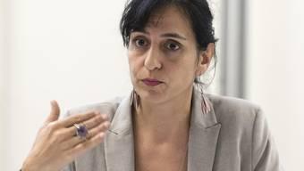 Fordert besseren Schutz der Arbeitnehmer vor dem Virus: Vania Alleva, Chefin der Gewerkschaft Unia