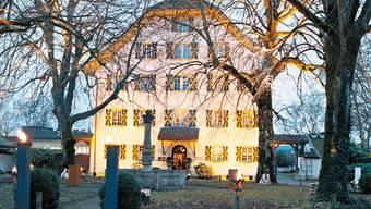 Der Energiekonzern Axpo will das Schloss Böttstein verkaufen. Heute befindet sich darin ein Hotel und ein Restaurant.
