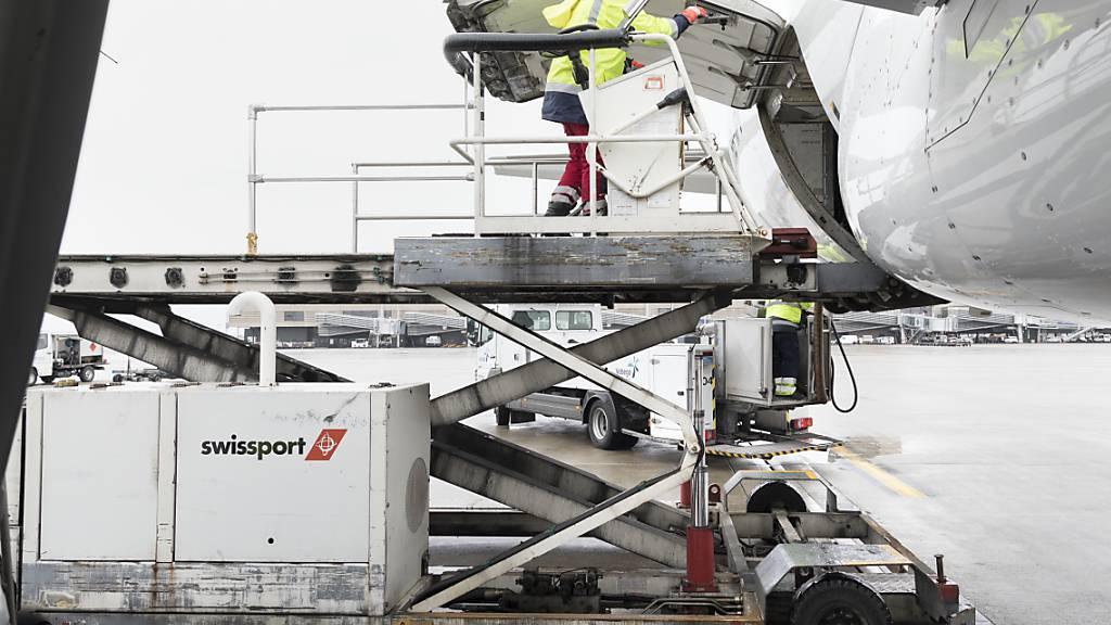 Swissport steht finanziell wieder auf solideren Beinen. (Archivbild)