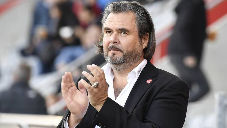 Thun-Präsident Markus Lüthi ist ein Gegner der Super-League-Reform.
