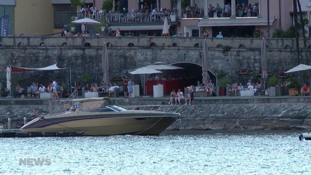 Tessin fürchtet trotz Tourismus-Boom um seine Zukunft