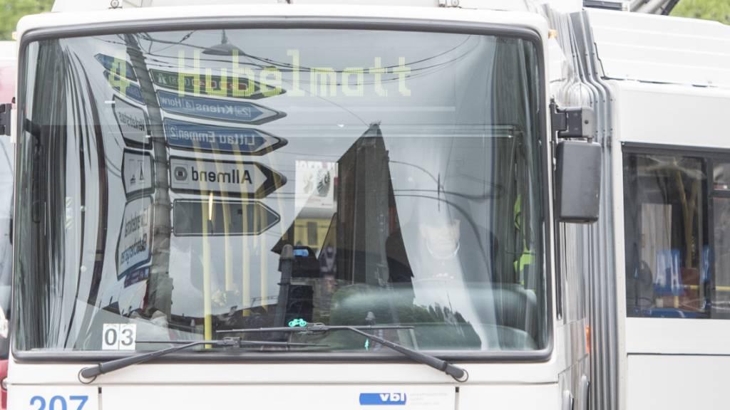 Gut gefüllte Busse in Luzern – VBL setzt Zusatzbusse ein