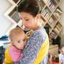 Personen aus anderen Haushalten dürfen bald keine mehr dazustossen: Eine fünfköpfige Familie.