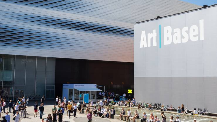 Die Art Basel 2018