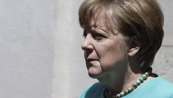 Gegenwind: Eine Mehrheit der Deutschen will keine vierte Amtszeit für Bundeskanzlerin Angela Merkel. (Archiv)