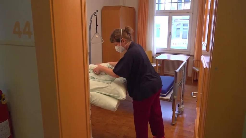 Begleiter auf dem letzten Weg: Pflegerin der Todkranken