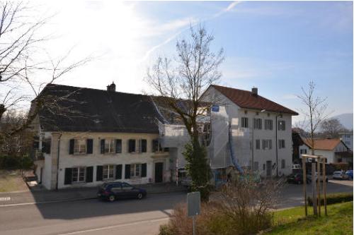 Wohnhaus Hermesbühlstrasse 45