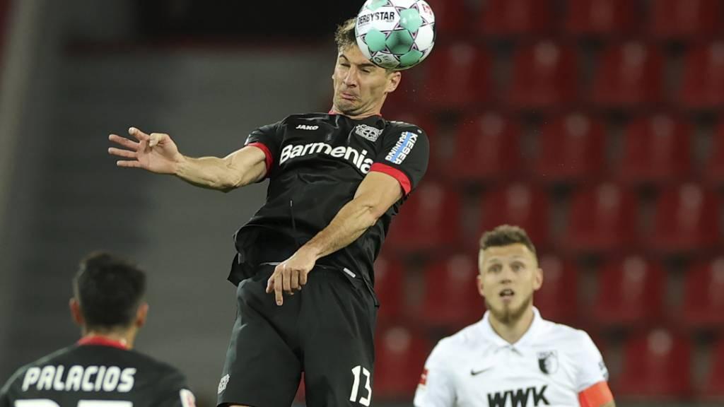 Leverkusen siegt dank Lucas Alario