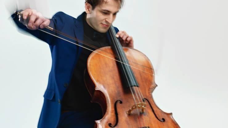 Der Schweizer Christoph Croisé durfte an der Saisoneröffnung sein Können zeigen. Bild: HO