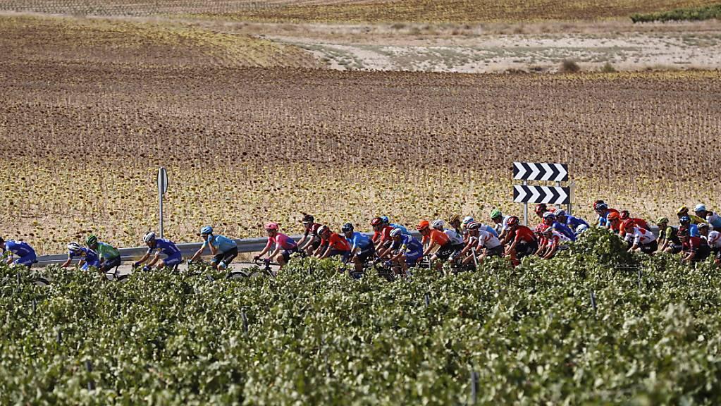 Die Vuelta wird heuer nicht wie ursprünglich vorgesehen in den Niederlanden starten