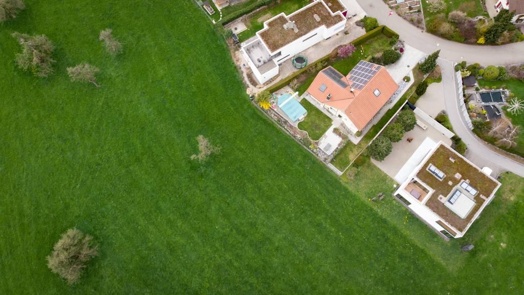 Eigenheime werden knapper und teurer