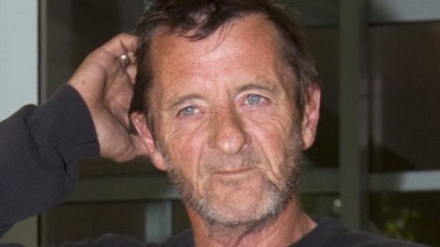 Er will seinen guten Ruf zurück: AC/DC-Drummer Phil Rudd (Archiv)