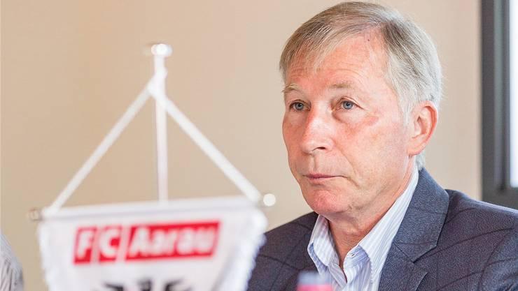 Die Machtlosigkeit in der Stadionfrage zehrt an FCA-Präsident Alfred Schmid – 2019 ist Schluss.
