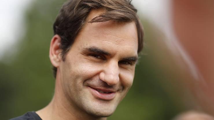 Roger Federer steht offenbar vor einem Mega-Deal.