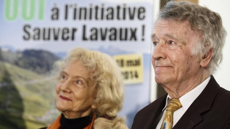 Franz und Judith Weber.