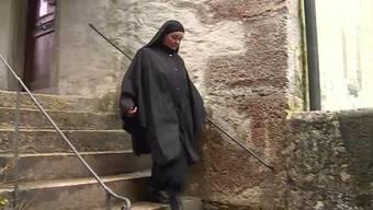Schwester Benedikta: «Die Einsiedelei ist ein Kraftort, der allerhand Leute anzieht.»
