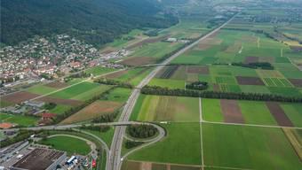 Das Gäu ist immer noch die wichtigste Wachstumsregion im Kanton Solothurn.