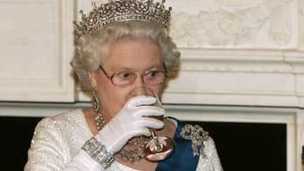 Zum Wohl und Happy Birthday: Queen Elizabeth II.